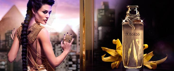 Hương thơm độc đáo và quyến rủ Possess Eau de Parfum oriflame mua ngay